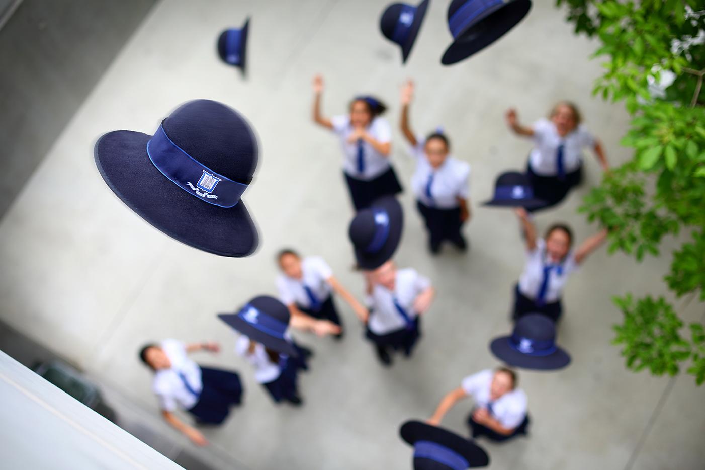 School Hats